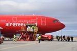 One aircraft, one route – over the Atlantic with Air Greenland