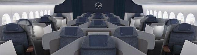 A sneak peak into Lufthansa`s 2020 Business Class