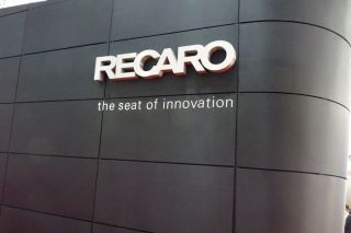 Recaro at AIX 2016