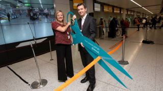 Easyjet opens world`s largest self-service bag-drop at Gatwick