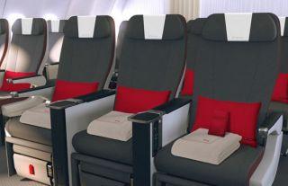 Iberia Premium Economy Turista Premium