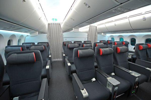 Air Canada Boeing 787 Premium Economy
