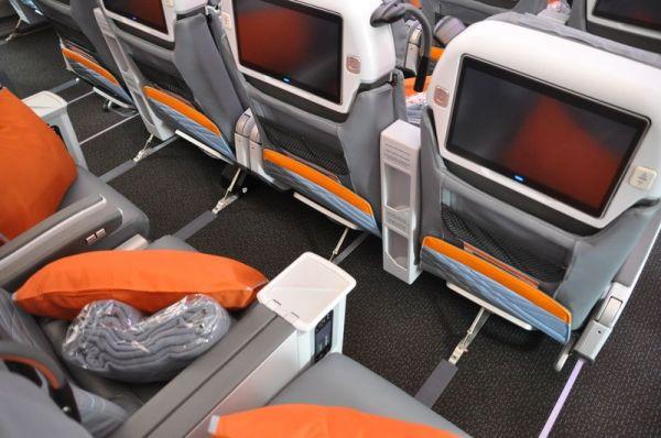 Singapore Airlines A350 Premium Economy