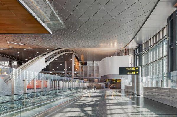 Hamad International Airport Terminal