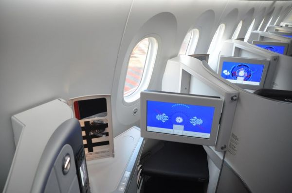 Air France Boeing 787-9 Business Class