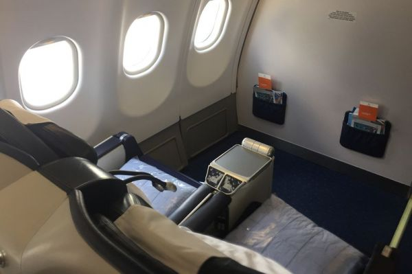 Air Seychelles Airbus A330-200 Business Class