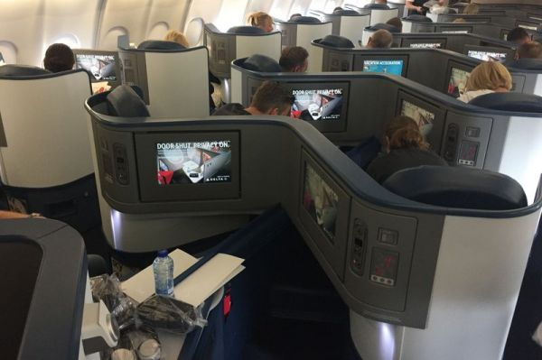 Delta One Business Class