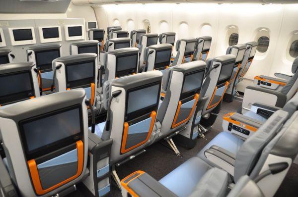 Singapore Airlines Airbus A380 Premium Economy