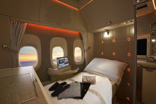 Emirates Boeing 777-300ER First Class Suite