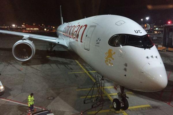 Ethiopian Airlines Airbus A350-900
