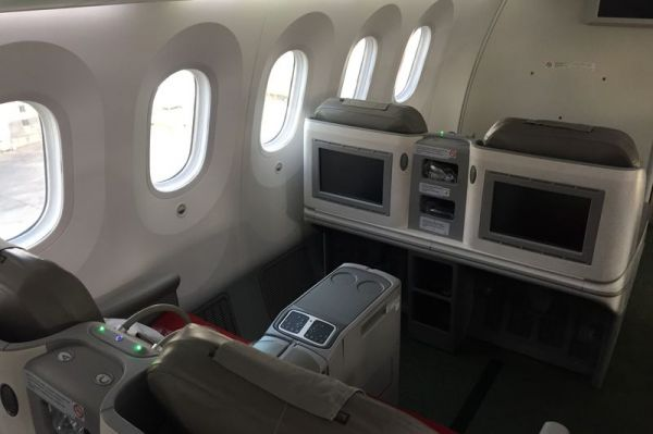 Ethiopian Airlines Airbus A350-900 Business Class