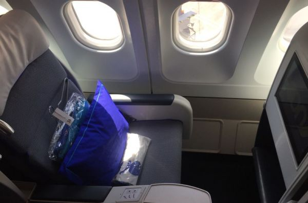 Joon Airbus A340-300 Business Class
