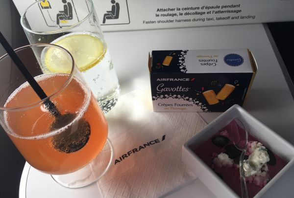 Air France Airbus A350 Business Class