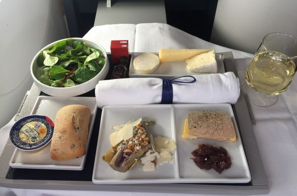 Air France Airbus A350 Business Class